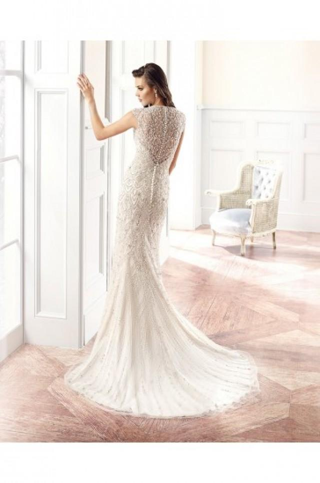 wedding photo - Eddy K Couture 2015 Wedding Gowns Style CT143