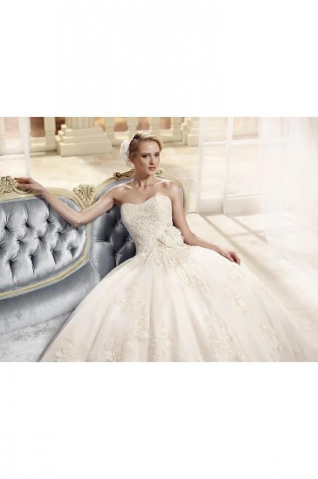 wedding photo - Eddy K Wedding Gowns 2015 Style EK1014