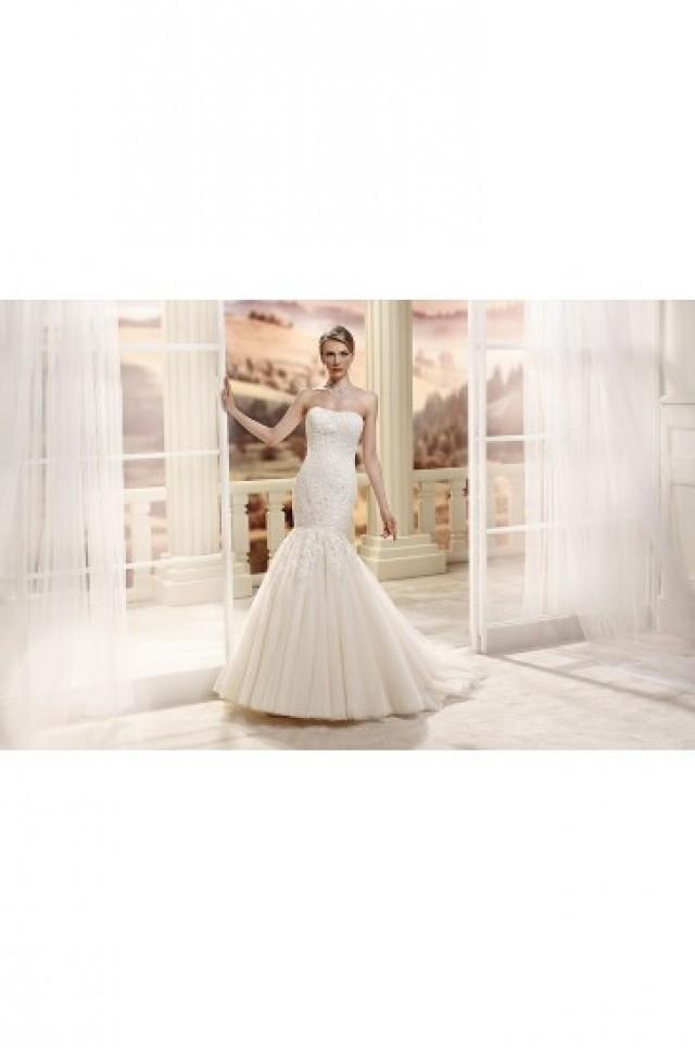 wedding photo - Eddy K Wedding Gowns 2015 Style EK1011