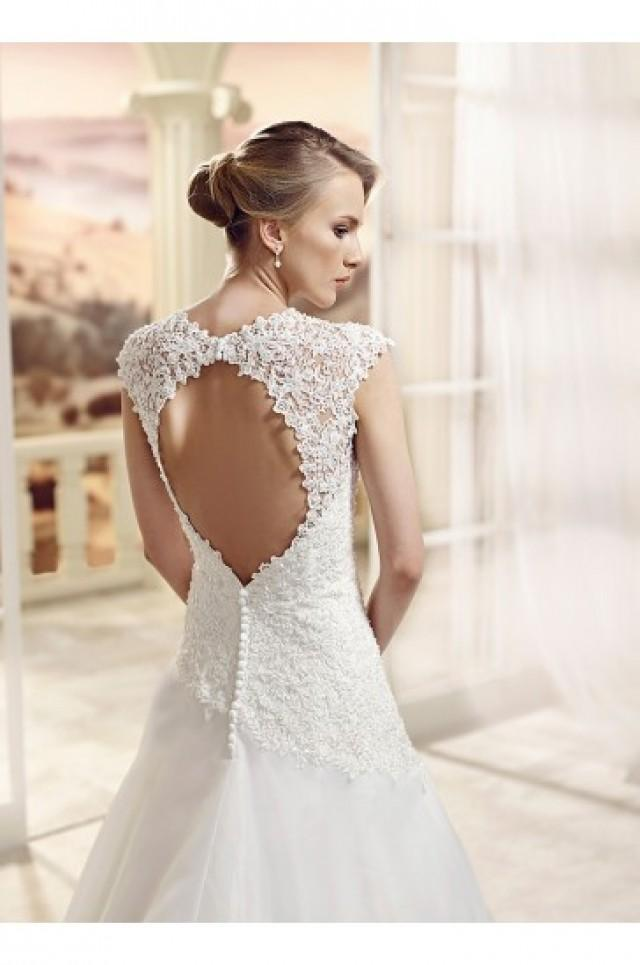 wedding photo - Eddy K Wedding Gowns 2015 Style EK1015