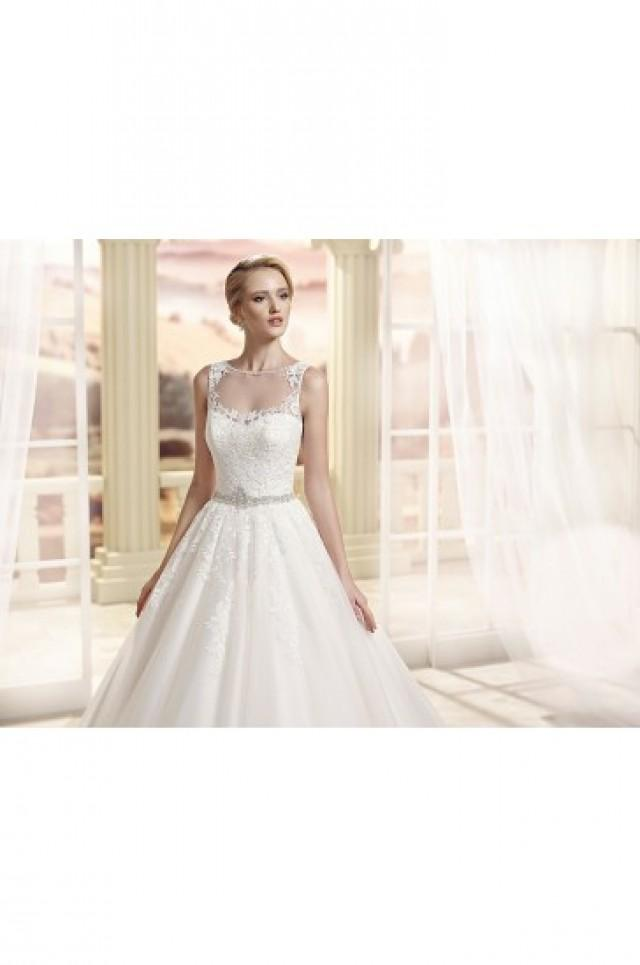 wedding photo - Eddy K Wedding Gowns 2015 Style EK1016