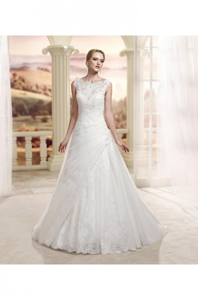 wedding photo - Eddy K Wedding Gowns 2015 Style EK1017