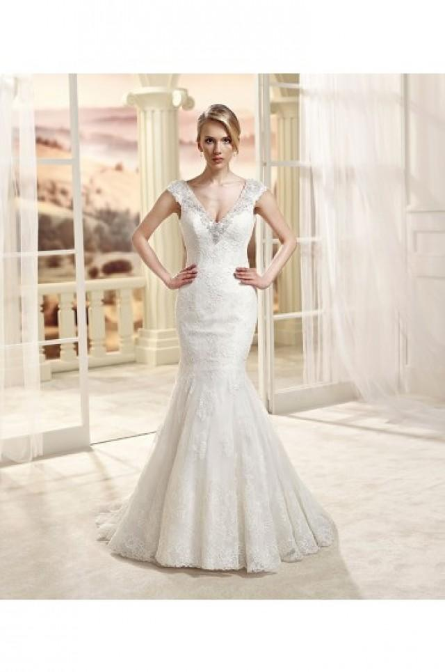 wedding photo - Eddy K Wedding Gowns 2015 Style EK1034