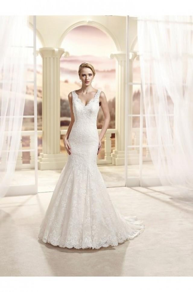 wedding photo - Eddy K Wedding Gowns 2015 Style EK1037