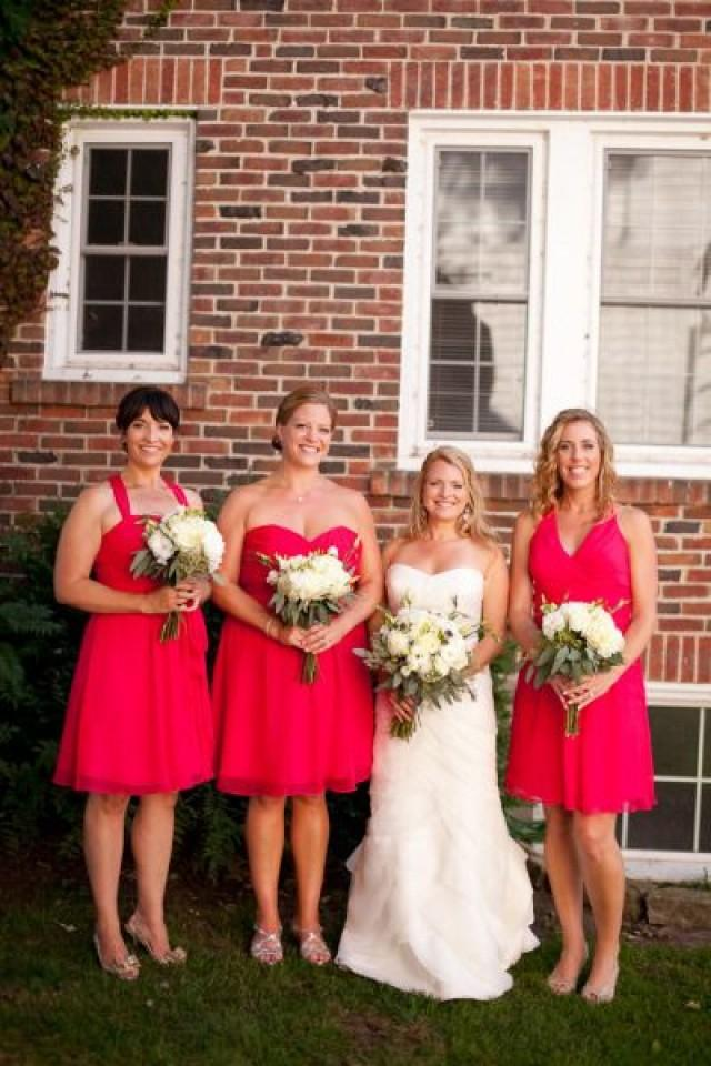 Buffalo summer wedding
