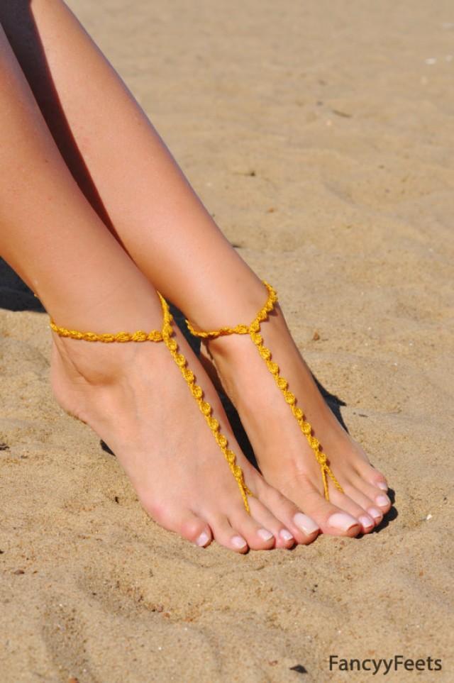 Anklet Wedding Shoes