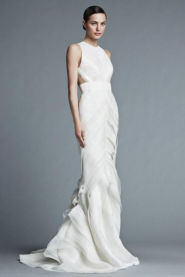Dress j mendel spring 2015 bridal collection 2280585 for J mendel wedding dress