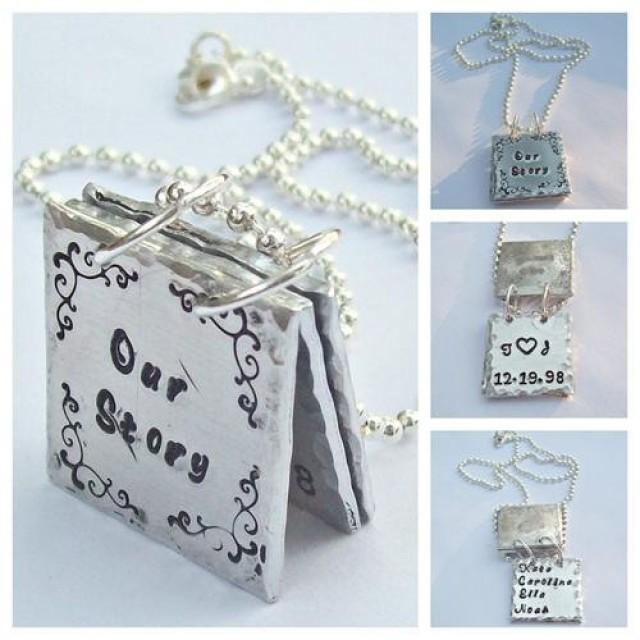 Storybook Wedding Gift : ... Mothers Necklace, Anniversary Gift, Wedding Gift #2280626 - Weddbook