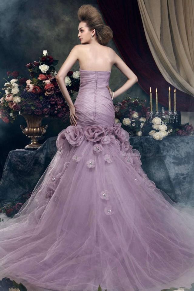 wedding photo - I love this purple!
