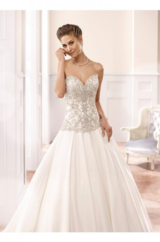 wedding photo - Eddy K Milano Wedding Gowns 2015 Style MD164