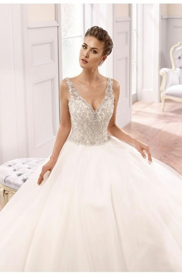 wedding photo - Eddy K Milano Wedding Gowns 2015 Style MD165