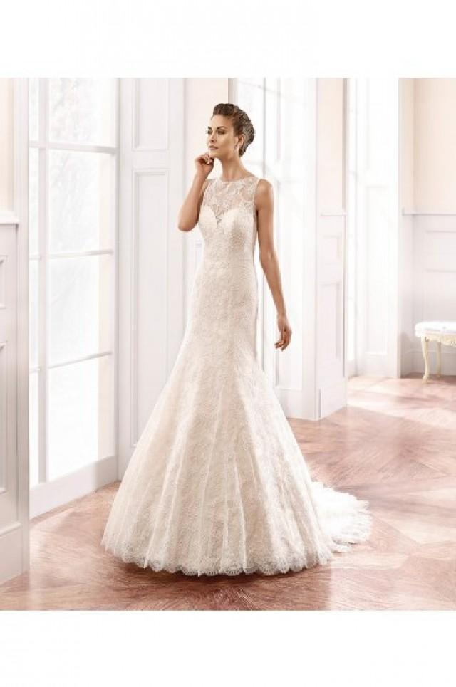 wedding photo - Eddy K Milano Wedding Gowns 2015 Style MD167