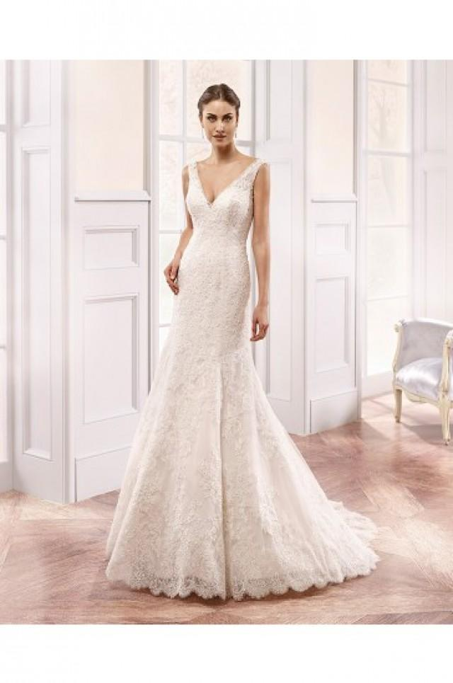 wedding photo - Eddy K Milano Wedding Gowns 2015 Style MD168