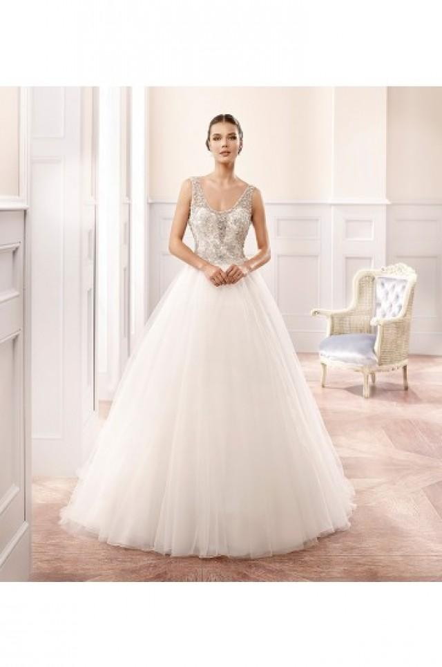 wedding photo - Eddy K Milano Wedding Gowns 2015 Style MD169