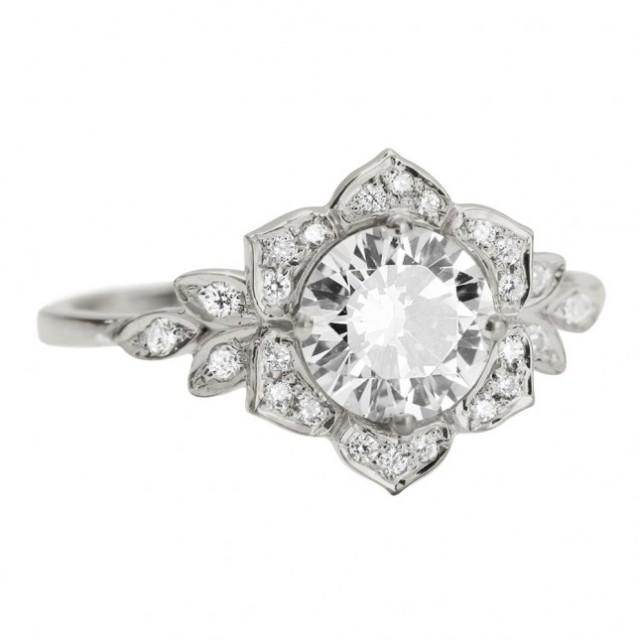 engagement ring price: