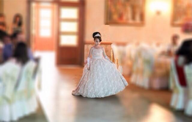 White Flower Girl Dresses  OkBridal