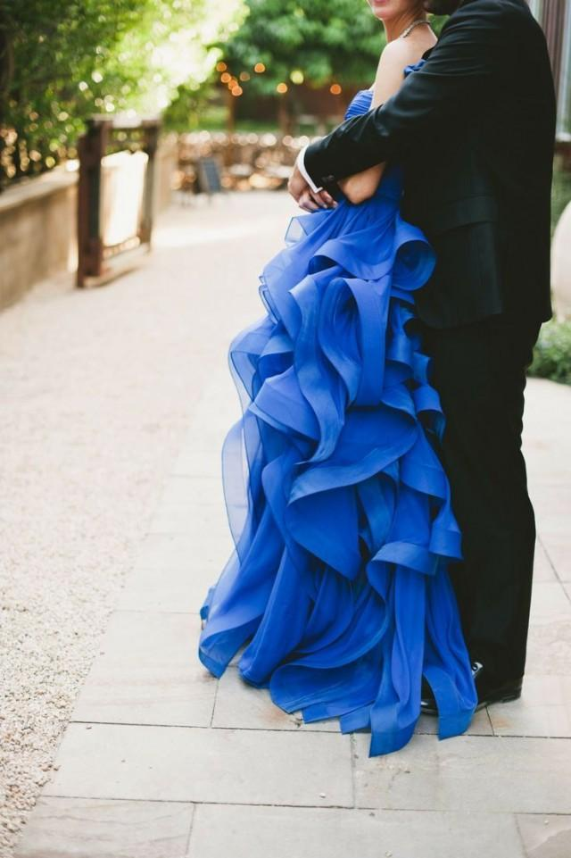 Cobalt Blue Wedding Ideas: Perfect For Summer! #2282685 ...