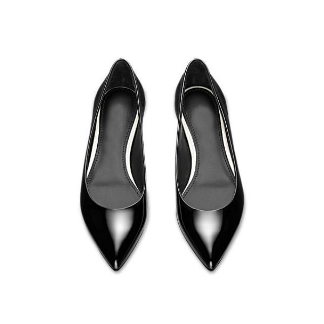 wedding photo - Zapprix Womens Eyeline Ballerina Shoes