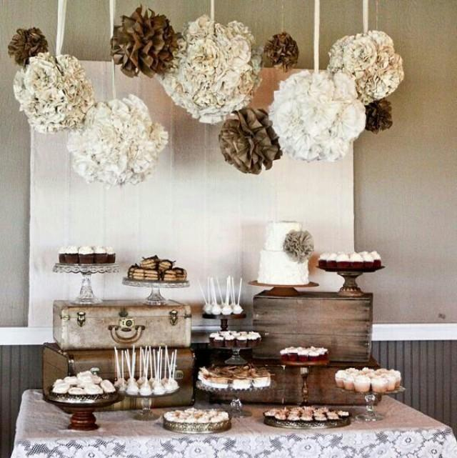 Country Wedding Blue Brown Country Wedding 2284397