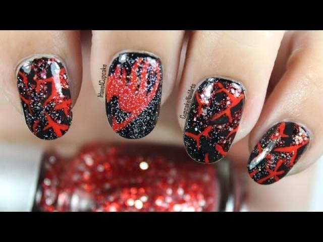 Anime nail art fairy tale inspired nails 2285405 weddbook an error occurred prinsesfo Gallery