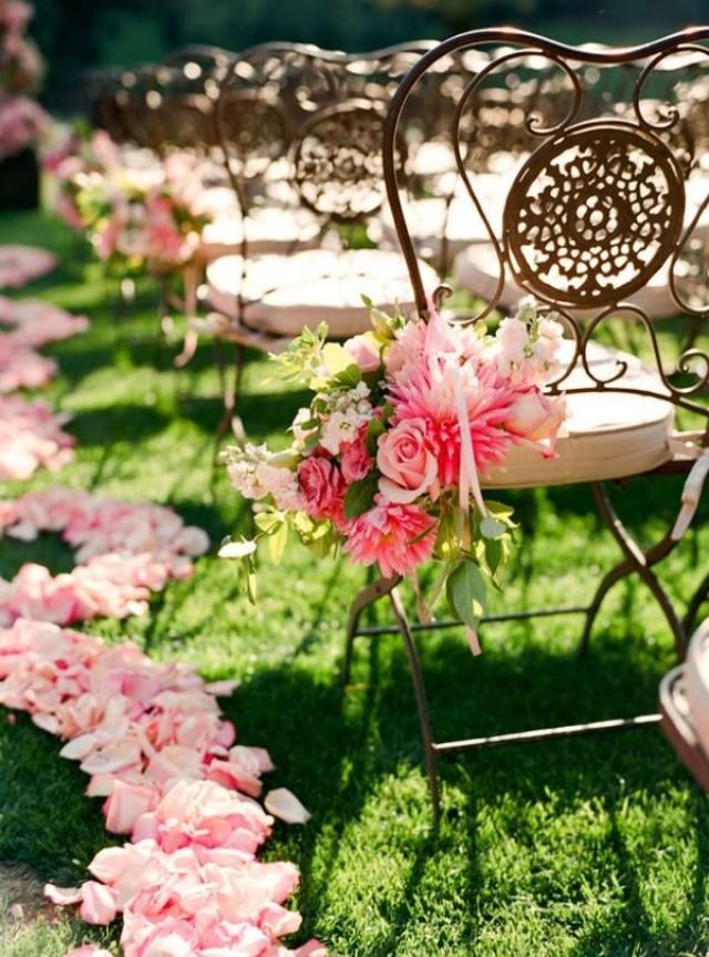 Fabulous garden wedding