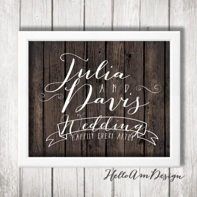 Custom Wedding Signs Rustic Wedding Signs Wood Wedding Signs Mr Amp Mrs Wedding Signs Wedding