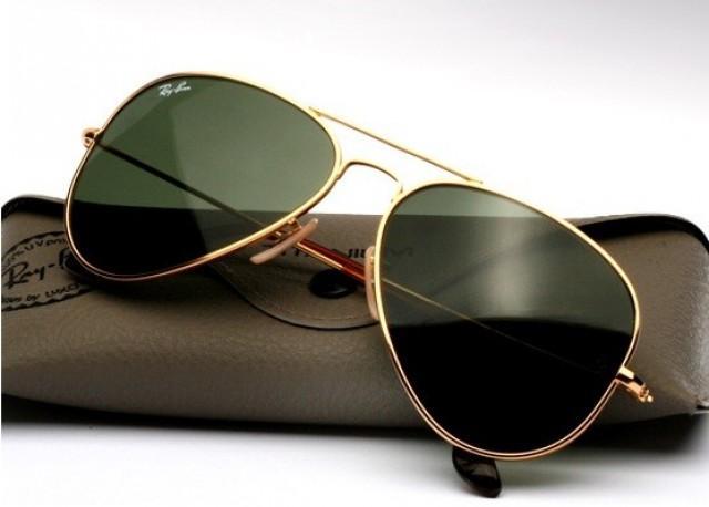 wedding photo - Tom Cruise Aviator Sunglasses