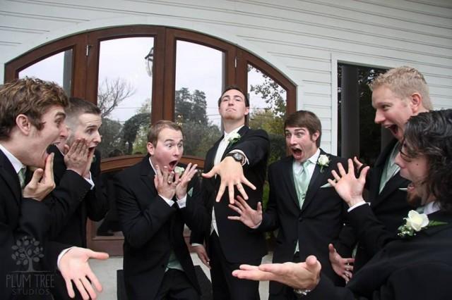 wedding photo - Cute wedding photo!