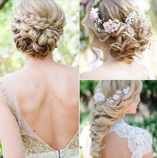 Wedding Hairstyles In Summer! #2288366 - Weddbook