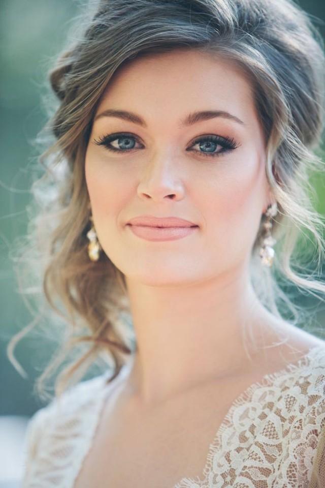 Wedding Hair Inspiration: 12 Gorgeous Low Buns - Weddbook