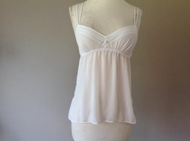 Chiffon lingerie