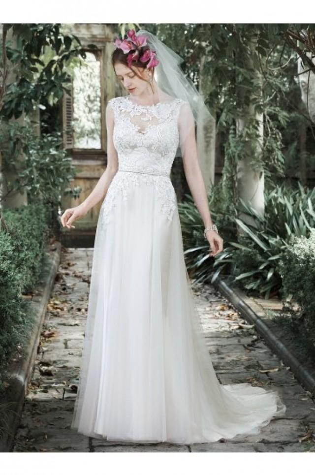 wedding photo - Maggie Sottero Bridal Gown Elka 5MT676