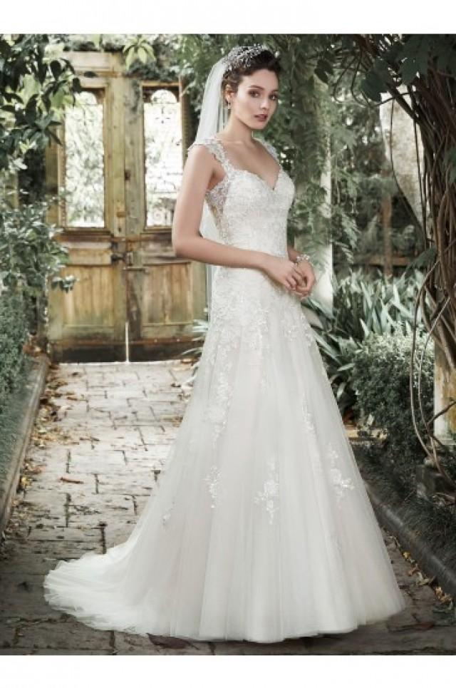 wedding photo - Maggie Sottero Bridal Gown Almudena 5MC661