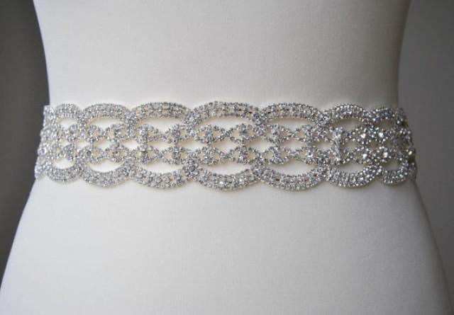 luxury bridal sash wedding dress sash belt