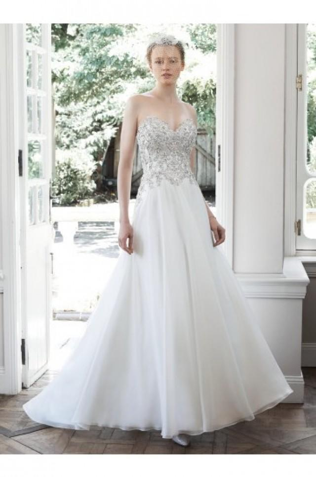 wedding photo - Maggie Sottero Bridal Gown Olympia 5MC658