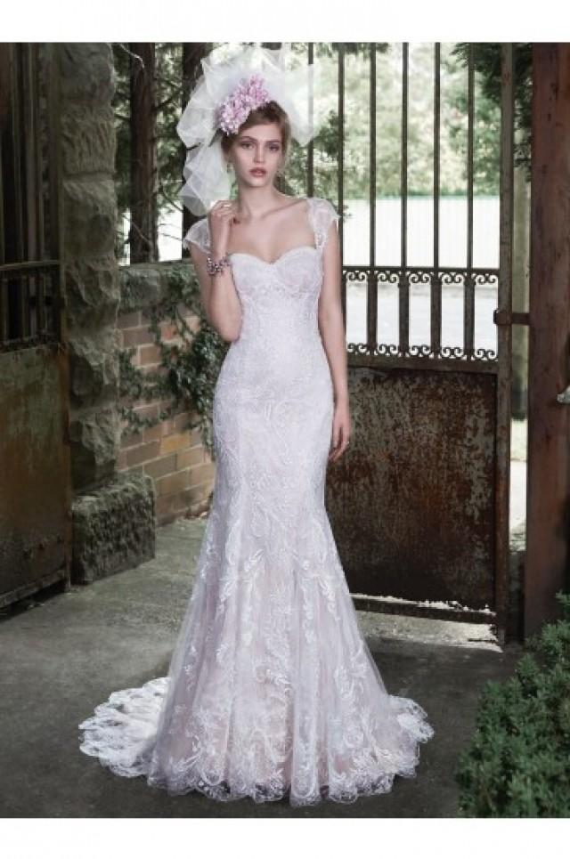 wedding photo - Maggie Sottero Bridal Gown Svetlana 5MC629