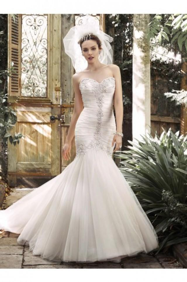 wedding photo - Maggie Sottero Bridal Gown Cerise 5MD677