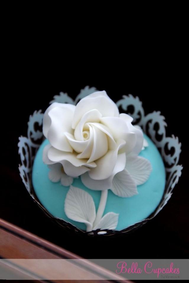 Hochzeits-Cupcakes - Cake Art #2293831 - Weddbook
