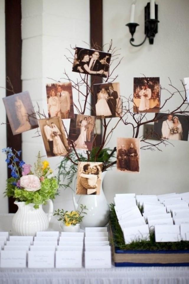 22 Cute Family Tree Ideas For Your Wedding Decor Weddingomania ...