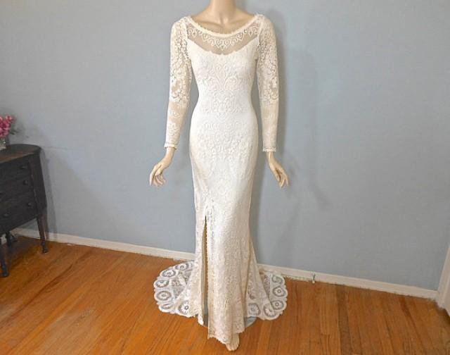 Lace Wedding Dress #118 - Weddbook