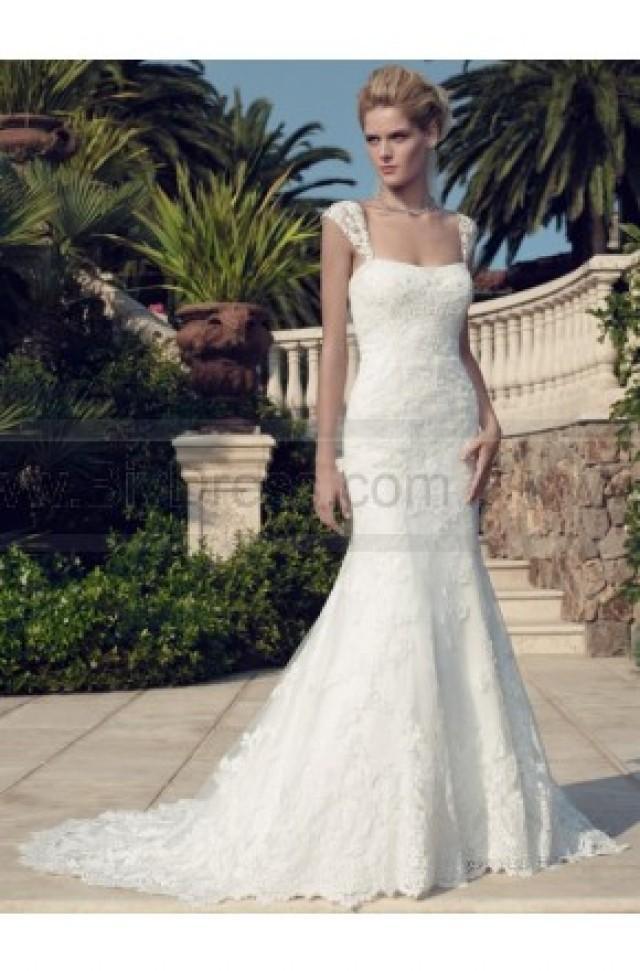 Casablanca bridal 2144 wedding dresses 2015 new arrival for Casablanca wedding dresses 2015