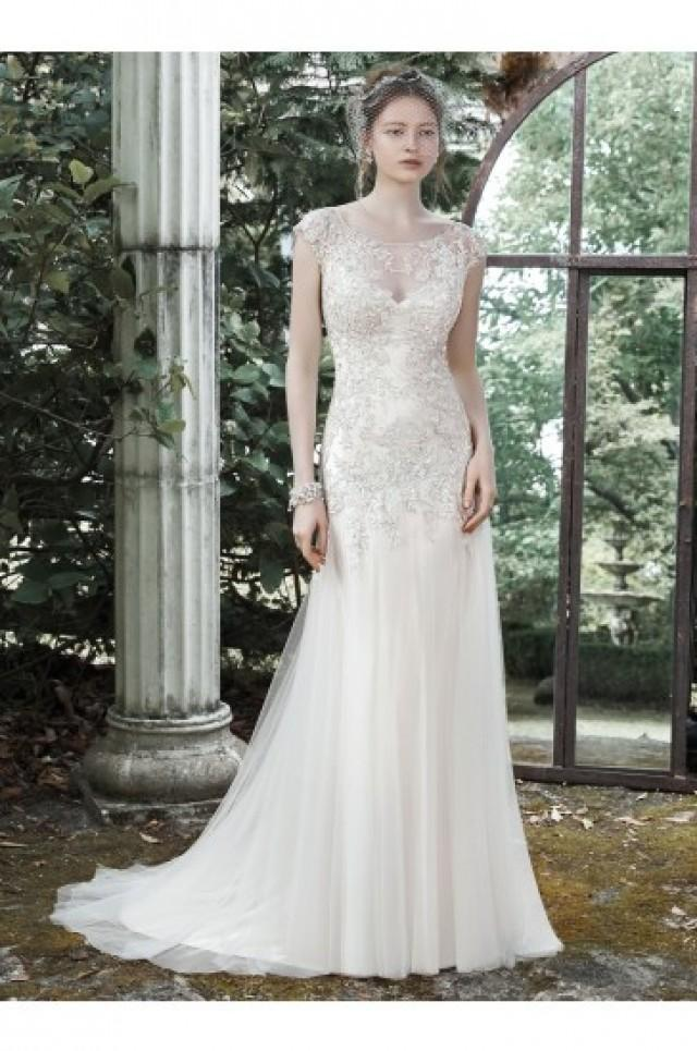 wedding photo - Maggie Sottero Bridal Gown Sundance 5MN711