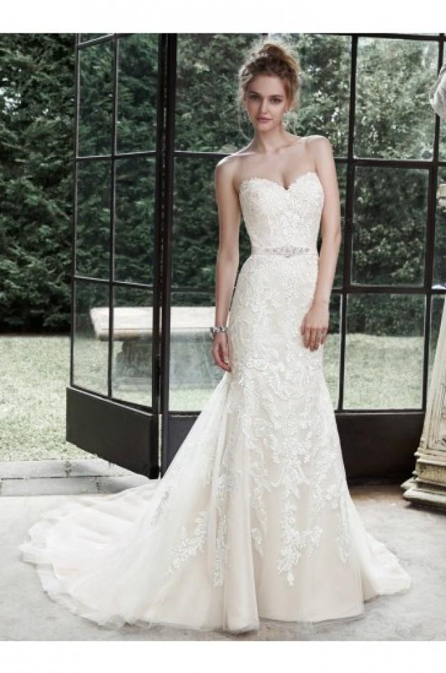 wedding photo - Maggie Sottero Bridal Gown Winstyn 5MS694