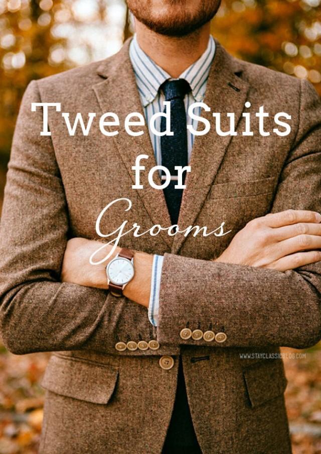 Wedding Ideas - Groomswear - Weddbook