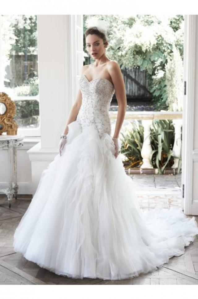 wedding photo - Maggie Sottero Bridal Gown Aliyah 5MS668