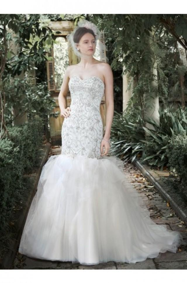 wedding photo - Maggie Sottero Bridal Gown Kennedy 5MT710