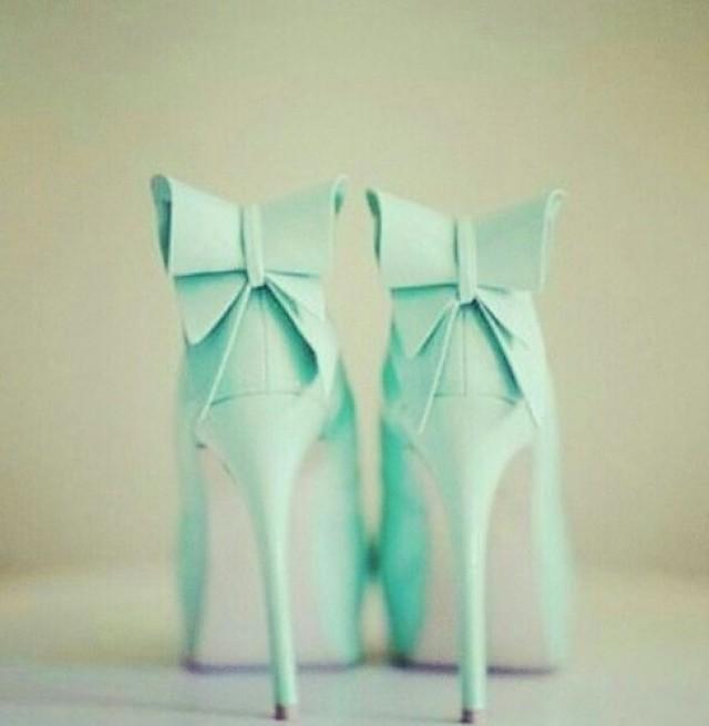 wedding photo - Mint Green