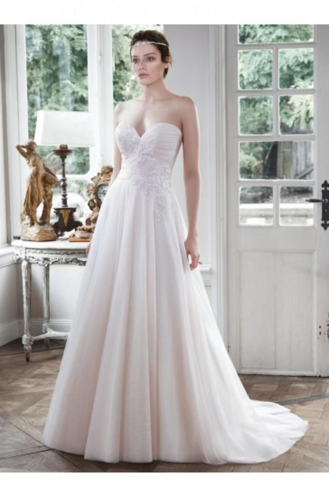 wedding photo - Maggie Sottero Bridal Gown Hattie 5MT699
