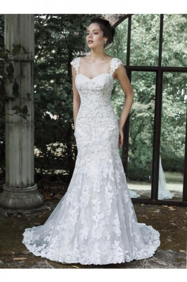 wedding photo - Maggie Sottero Bridal Gown Keslynn 5MN696