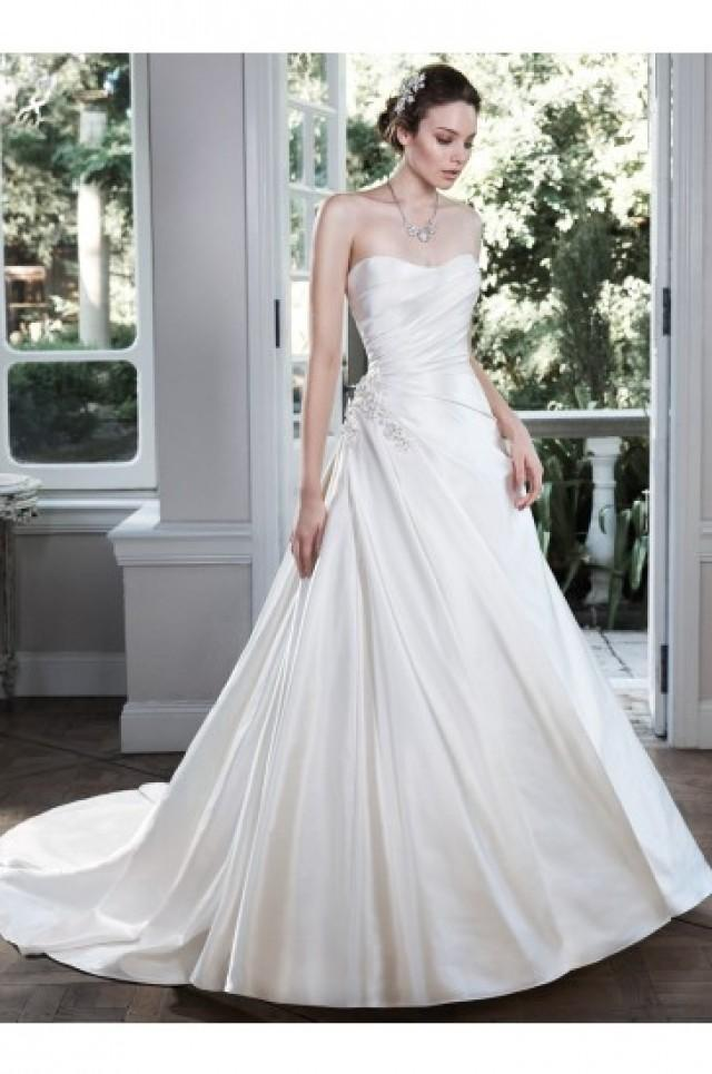 wedding photo - Maggie Sottero Bridal Gown Sareya 5MW700
